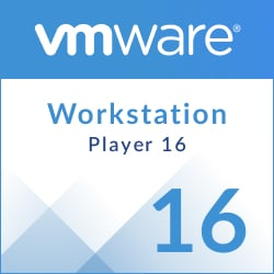 VMware Workstation 16 Player for Linux and Windows, ESD. Min. one year support required
