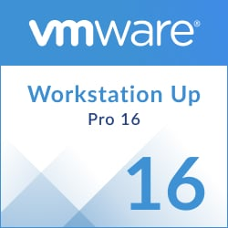 VMware Workstation 16 Pro for Linux and Windows, ESD. Min. one year support required